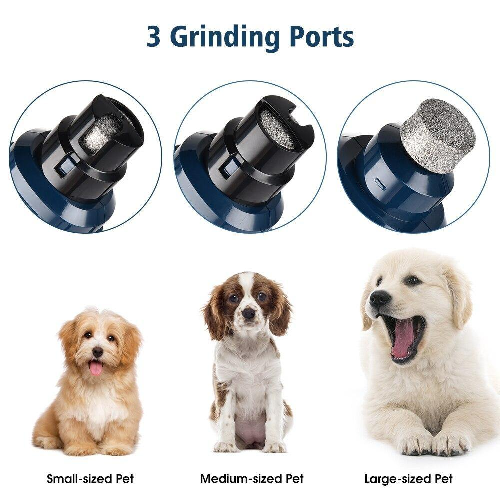 Professional Pet Nail Grinder Trimmer - iDigiBay