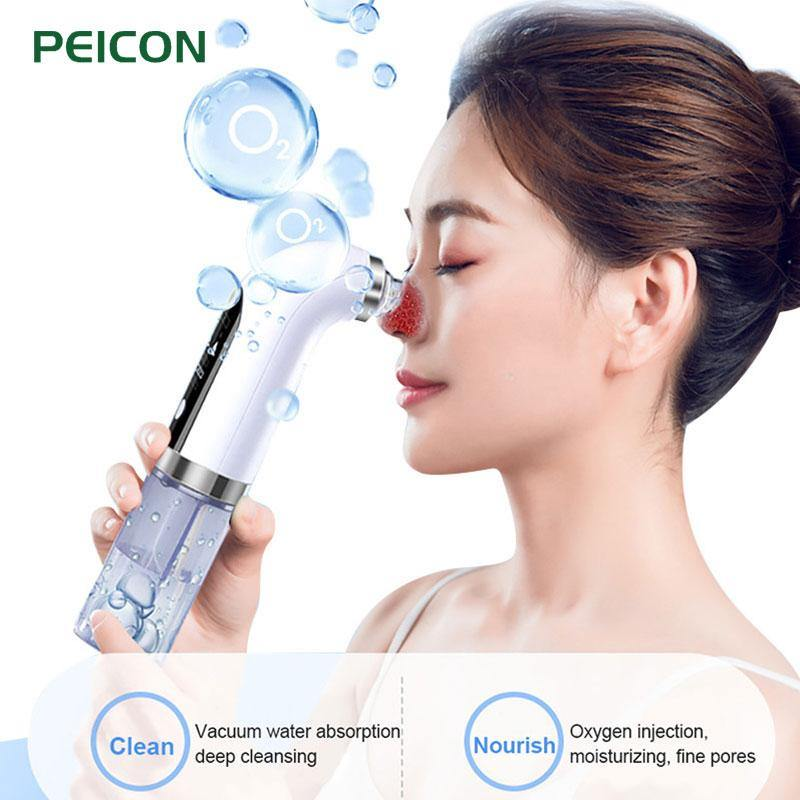 Electric Small Bubble Blackhead Remover - iDigiBay