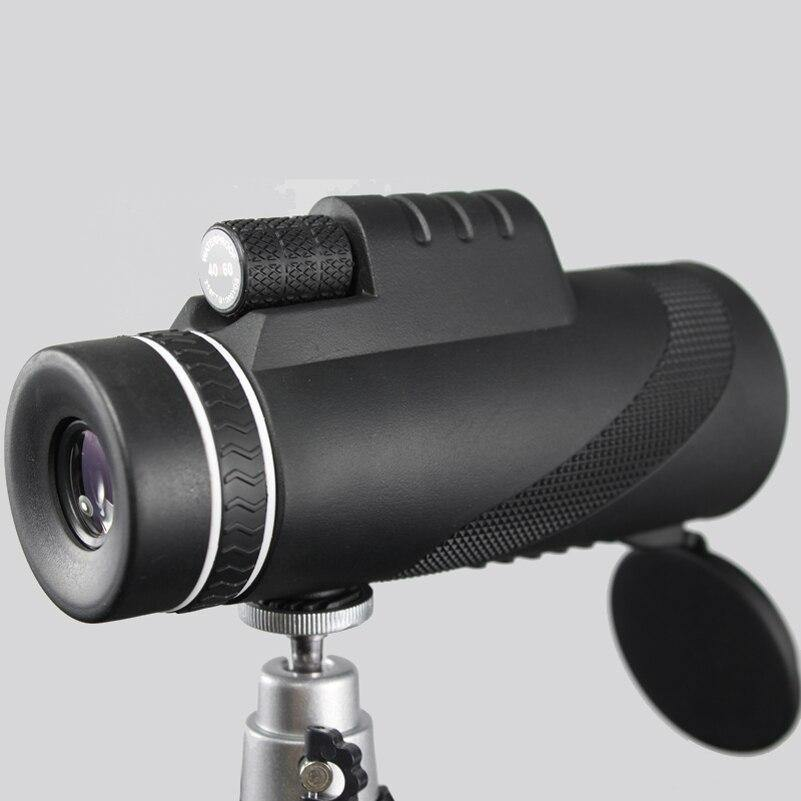 High Quality Monocular 40x60 Powerful Binoculars Zoom Field Glasses Great Handheld Telescope Military HD Professional Hunting - iDigiBay