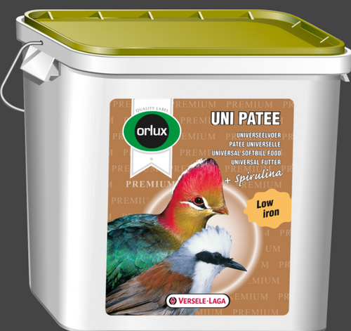 Uni Patee Premium Softbill Food