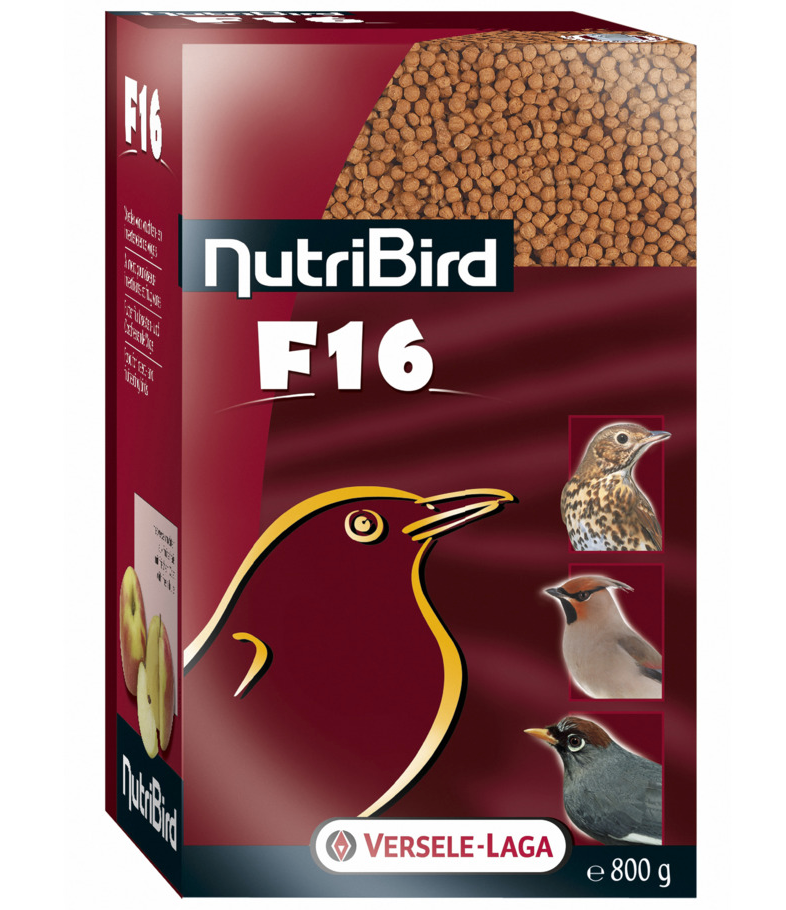 F16 Pellets (Nutribird)