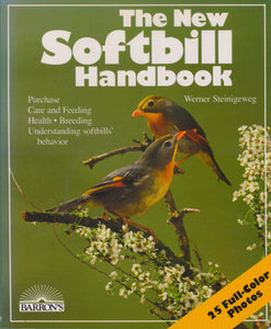 The New Softbill Handbook