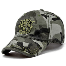 Tactical Camouflage Hat - Mary's Faith