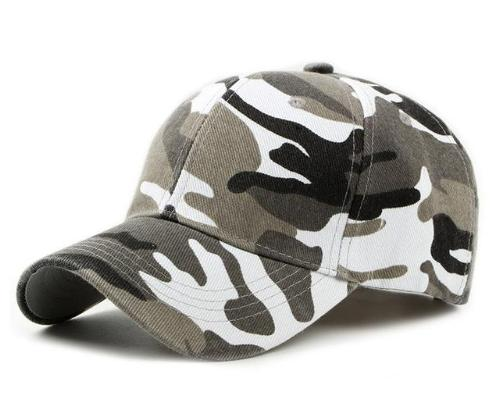 Camouflage Hat - Mary's Faith