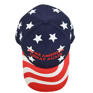 American Pride Make America Great Again Hat - Mary's Faith