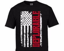 Patriotic American Deplorable Tee - Mary's Faith