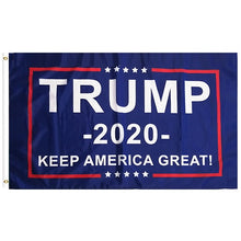 Trump 2020 Flag - Keep America Great! - Mary's Faith