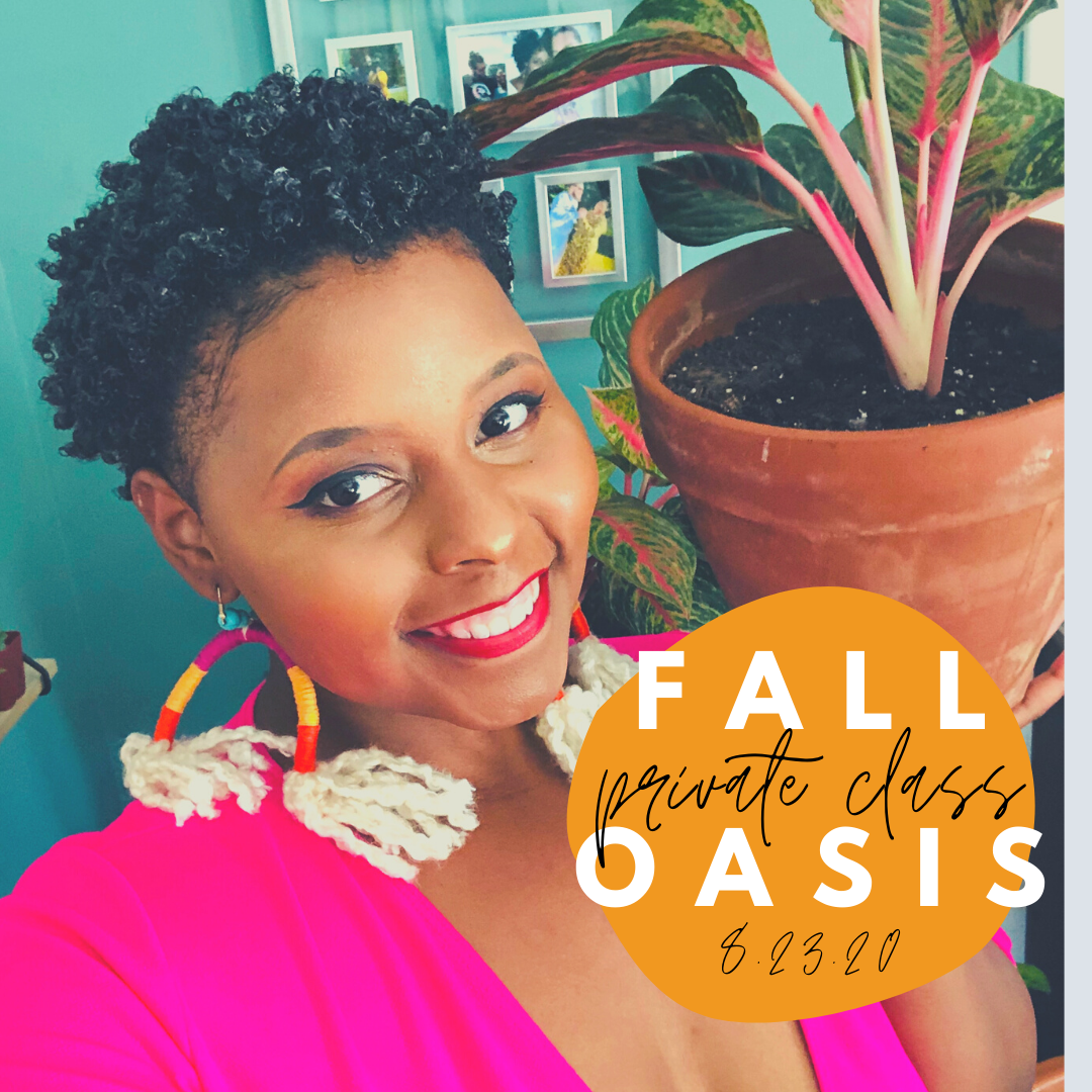 Fall Oasis Private Class Replay
