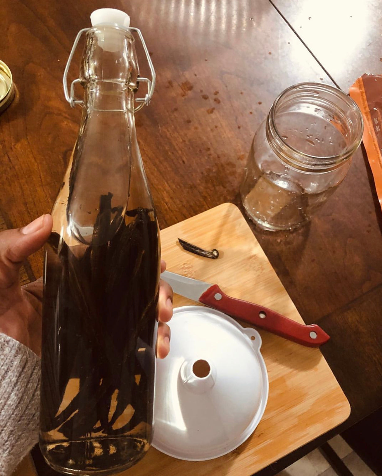 Scratch-Made Vanilla Extract [Pre-Sale]