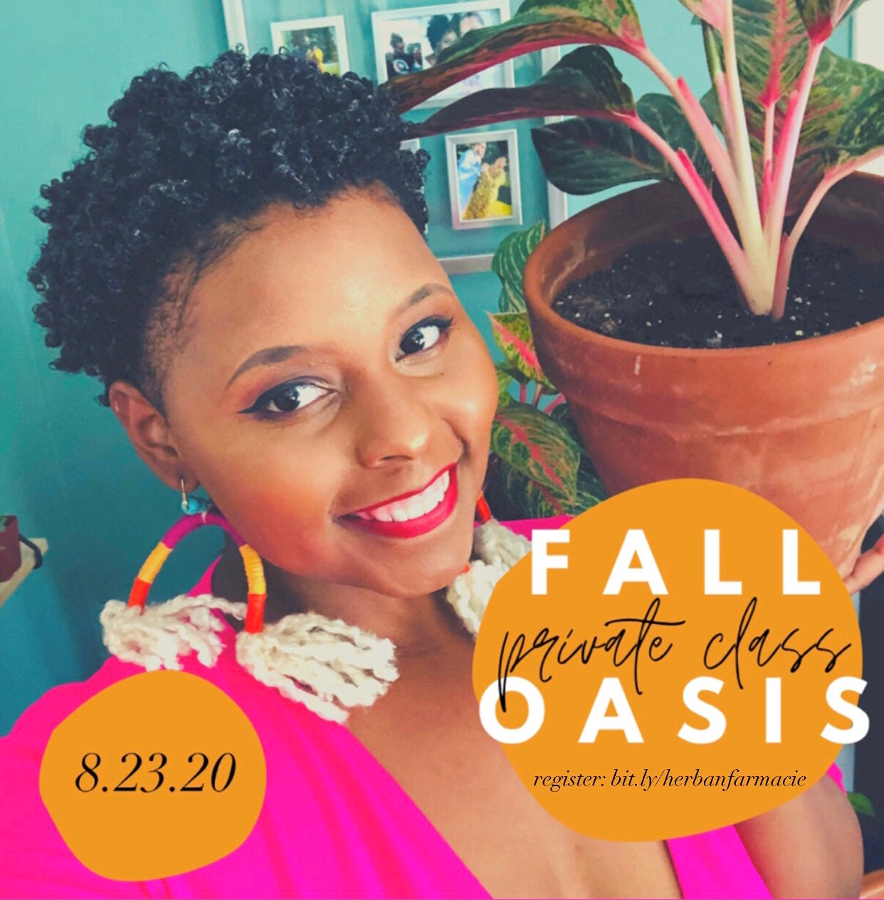 Fall Oasis Private Class [August 23, 2020]