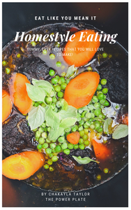 Homestyle Eating Cookbook I