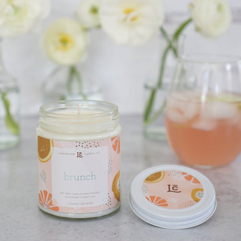 Brunch Soy Candle