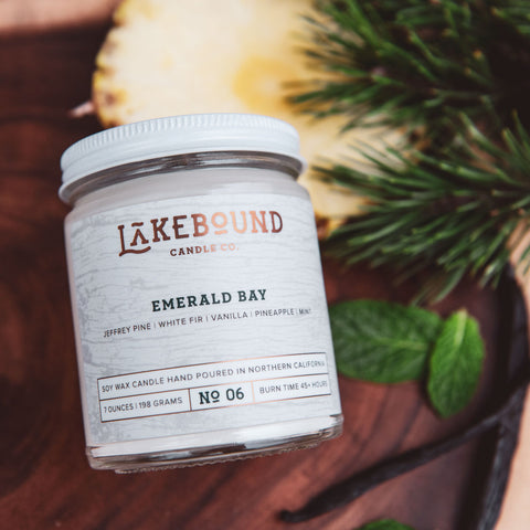 Emerald Bay Soy Candle