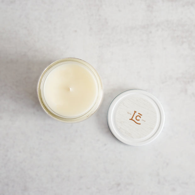 Forest Light Soy Candle