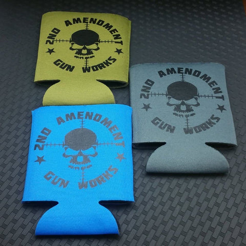 2AGW Koozie - 2nd Amendment Gun Works