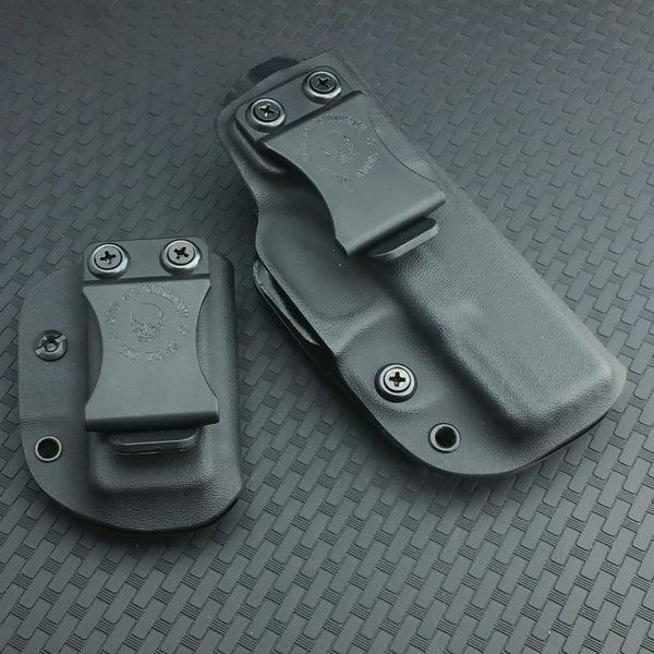 Conceal Carry Solid COLOR Kydex Holster Package - 2nd Amendment Gun Works