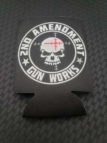 NEW 2AGW Koozie - 2nd Amendment Gun Works