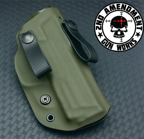 Ultimate Appendix AIWB Holster - 2nd Amendment Gun Works