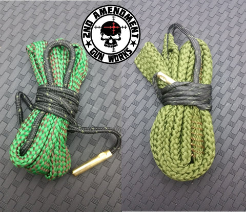 Bore Snake Pistol Gun Firearm Shotgun Rifle Cleaning Rope - 2nd Amendment Gun Works