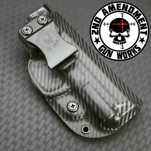Concealer IWB Carbon Fiber & Custom Patterns Kydex Holster