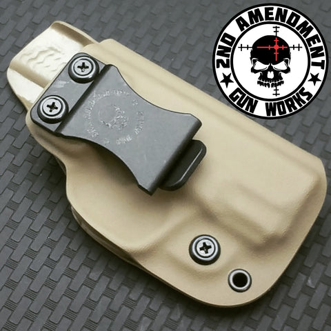 Concealer IWB Solid COLOR Kydex Holster