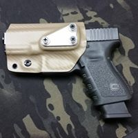 Glock 19/23/32 OWB Holster RTI Compatable Holster - 2nd Amendment Gun Works