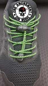 Run N' Gun Shock Cord Shoe & Boot Laces - 2nd Amendment Gun Works