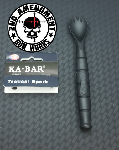 KA-BAR Tactical Spork - 2nd Amendment Gun Works