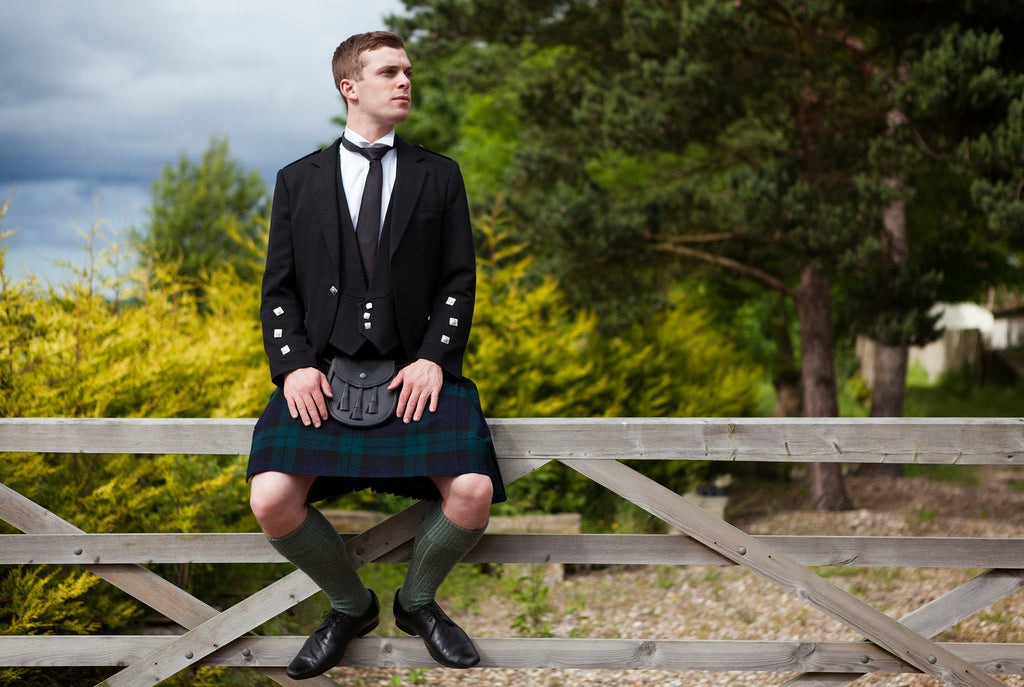 How to Care for Your Kilt