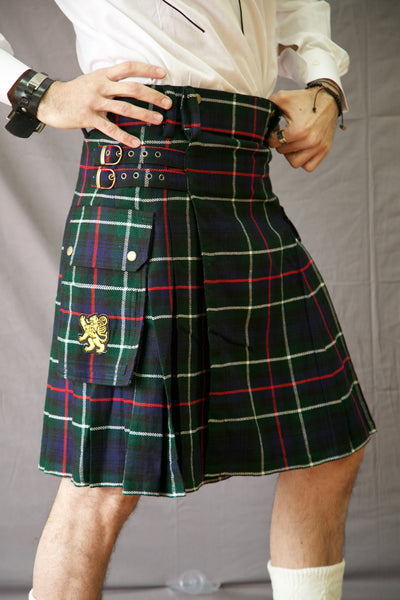 modern contemporary kilt