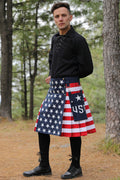 american flag kilt for sale