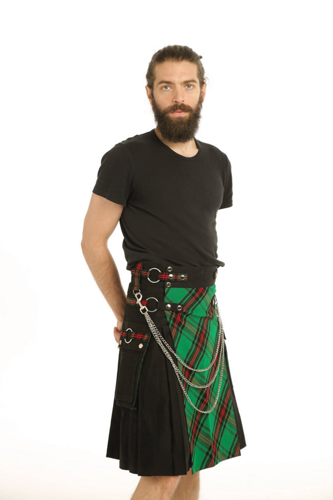 Modern Hybrid Kilt-right