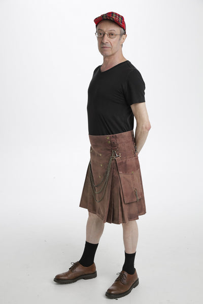 Stonewashed Rough & Tough Utility Kilt