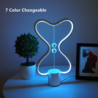 USB Powered  7 Color Changeable Heng Balance Lamp