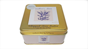 Vanilla Scented Whipped Butter