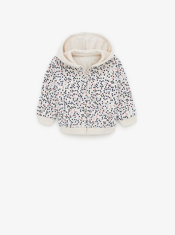 ZR - Colorful Dots Hoodie