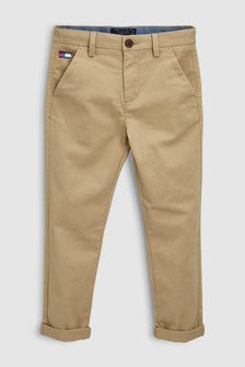 Figo - Skin Color Chino Pants