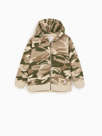 ZR - Camouflage Hoodie