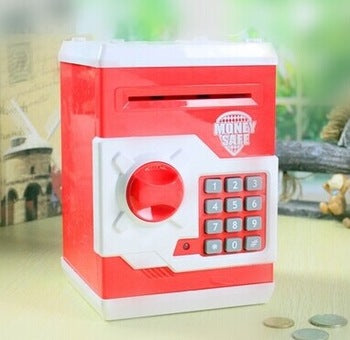 Piggy Bank Atm Vault - Money Safe