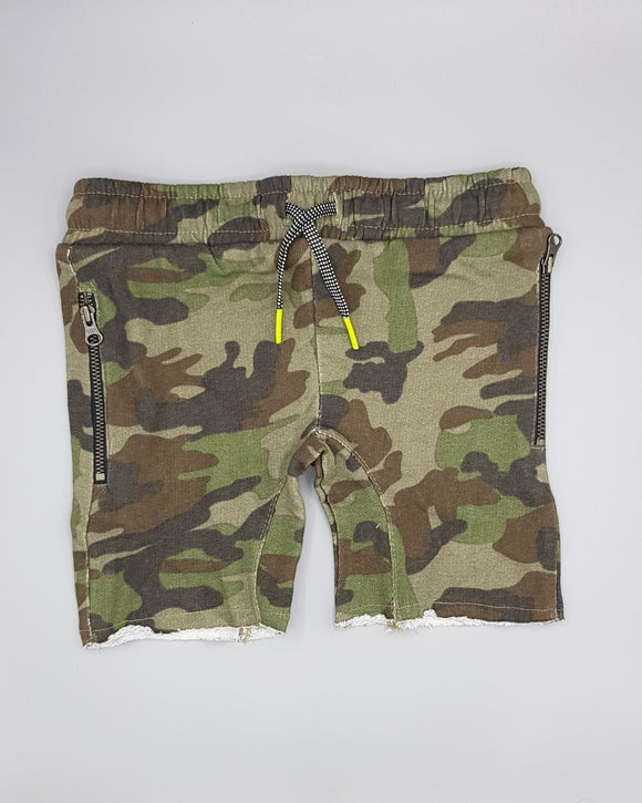ZR Boys - Faded Camouflage  Shorts
