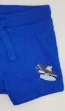 LPLU - Royal Blue shorts