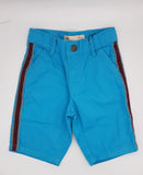 ZR - Boys  Sky Blue Chino Short