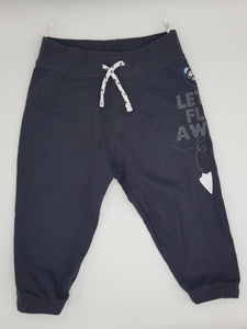 Bclub - Dark Grey Lets Fly Away Trouser