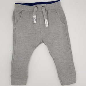 ZR - Light Gray Trouser