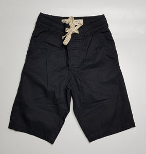 ZR - Black cotton short