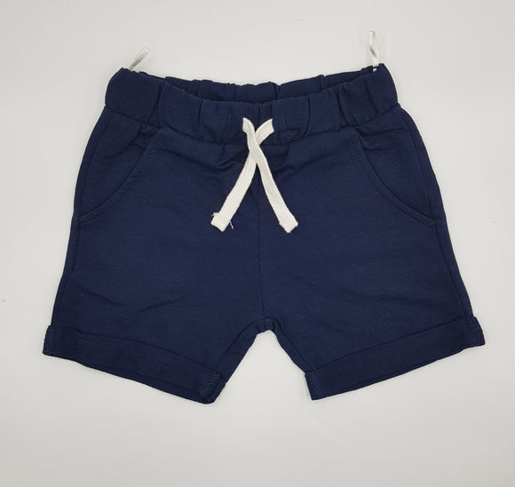 BClub -  Navy Blue Short