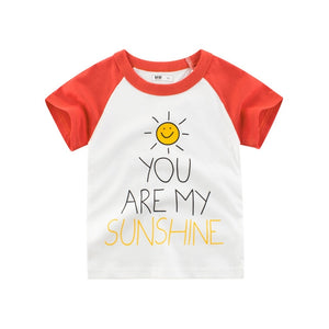 27K - My Sunshine Shirt (Red)