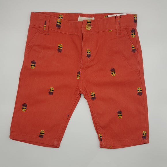 Chco - Red Pineapple Short
