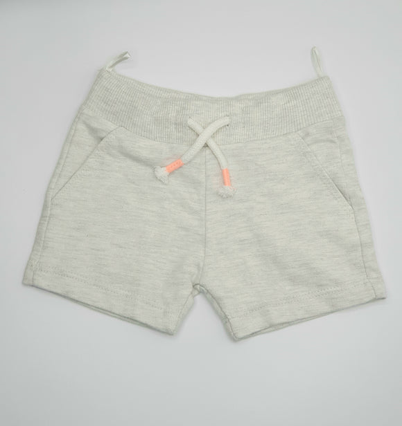 BClub -Light Grey Short