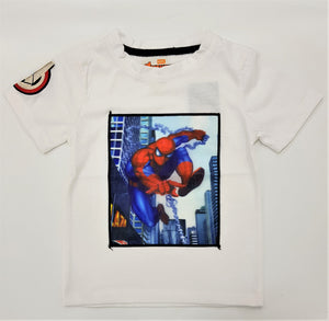 Mrvl - Avngr Spiderman Glow T-Shirt